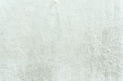Texture of white fabric. Details of the texture and weaving of white fabric Royalty Free Stock Photo