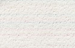 Texture of white microfiber fabric. stock image
