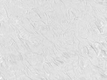 Texture of white plastic Stock Photography