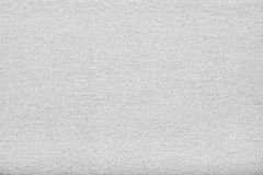 Texture of white rough fabric Royalty Free Stock Photos