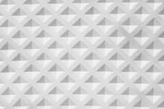 Texture of white Square tile rubber Royalty Free Stock Photo