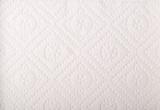 Texture of white tissue paper Royalty Free Stock Photos