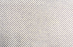 Texture of white tissue paper. For background Stock Photos