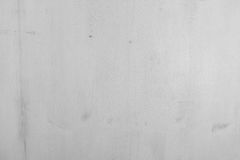 Texture of a white wooden board Stock Photography