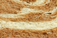 Texture of whole wheat bread Royalty Free Stock Photo