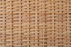 Texture, wicker basket. Wicker basket - close-up Stock Photography