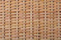 Texture, wicker basket Stock Photography