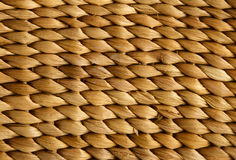 Texture of wicker basket Royalty Free Stock Photo