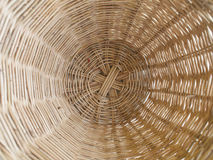 Texture of wicker basket Royalty Free Stock Photos