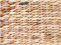 texture wicker drewnianego Fotografia Royalty Free