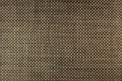 Texture of wicker golden napkin, close-up, decoration royalty free stock photo