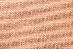 Texture of wicker napkins made of wood stock image