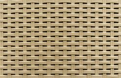Texture of wicker plastic basket. Background for design and decoration stock image