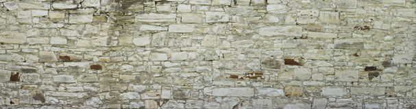 Texture of a wide wall Royalty Free Stock Photos