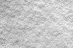 Texture winter white snow Stock Photos