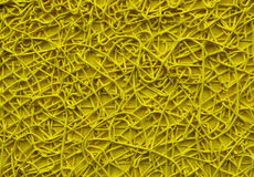 Texture of wires. Texture made of wires on painted surface Royalty Free Stock Photos
