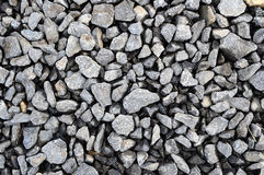 Texture With Large Stone Stock Photo