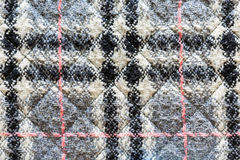 Texture of woman fabric back Stock Images