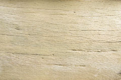 Texture of wood background closeup. Beautiful light yellow wood texture Stock Image