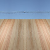 Texture of wood background. For the design Royalty Free Stock Images