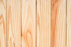 Texture of wood decorative wall Royalty Free Stock Image