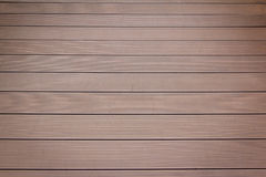 Texture of wood footpath Stock Photography