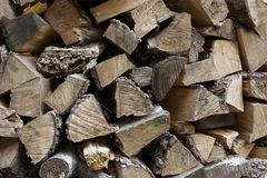 Texture wood logs Stock Photo