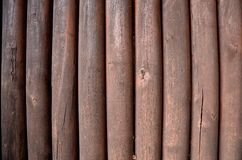 Texture of wood rods. Texture background with wood rods Stock Images