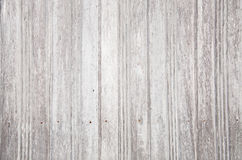 Texture Of Wood With Rusty Nails Stock Image