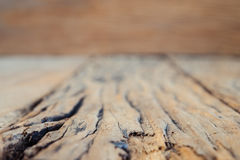 Texture wood. vintage background with soft focus. natural patter Royalty Free Stock Photos