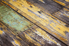 Texture of the wood wall. The texture of wood wall Royalty Free Stock Photo