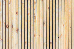 Texture of wooden background. Abstract decorative ecological unpainted light wood backdrop, vertical pattern, natural Royalty Free Stock Photos