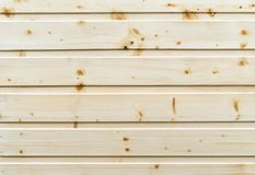 Texture of the wooden board. Board lining. Wooden background for design and decoration.  royalty free stock photography