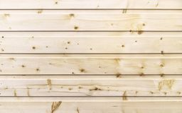 Texture of the wooden board. Board lining. Wooden background for design and decoration.  royalty free stock images