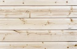 Texture of the wooden board. Board lining. Wooden background for design and decoration.  stock image