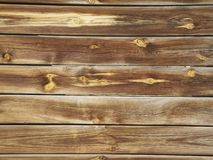 Texture on wooden boards aged by weather and weather conditions.  stock photo