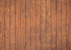 Texture of wooden boards. The texture of brown wood planks Royalty Free Stock Photography