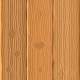 Texture of wooden boards. EPS 8 Stock Photography