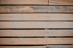Texture of wooden boards floor Royalty Free Stock Photography