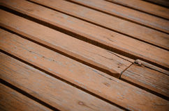 Texture of wooden boards floor Stock Image