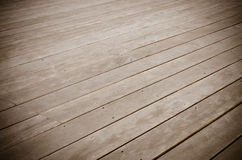 Texture of wooden boards floor Stock Photography