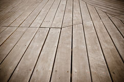 Texture of wooden boards floor Royalty Free Stock Photos