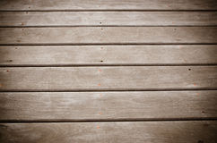 Texture of wooden boards floor Stock Photos