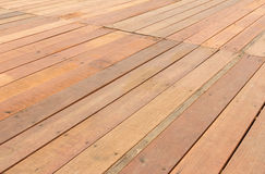 Texture wooden boards floor Royalty Free Stock Image