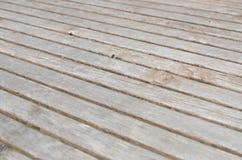 Texture of wooden boards floor Stock Photos