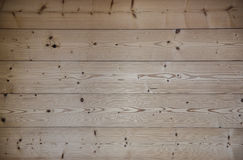 Texture of wooden boards. The texture of light wood planks Royalty Free Stock Photos
