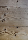 Texture of wooden boards. The texture of light wood planks Stock Photography