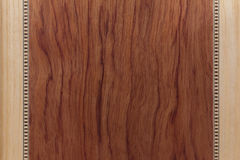 Texture of wooden cabinet Royalty Free Stock Photos