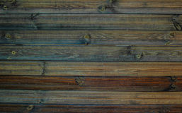 Texture of wooden coverage Royalty Free Stock Photo