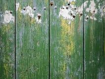 The texture of a wooden door Stock Photos